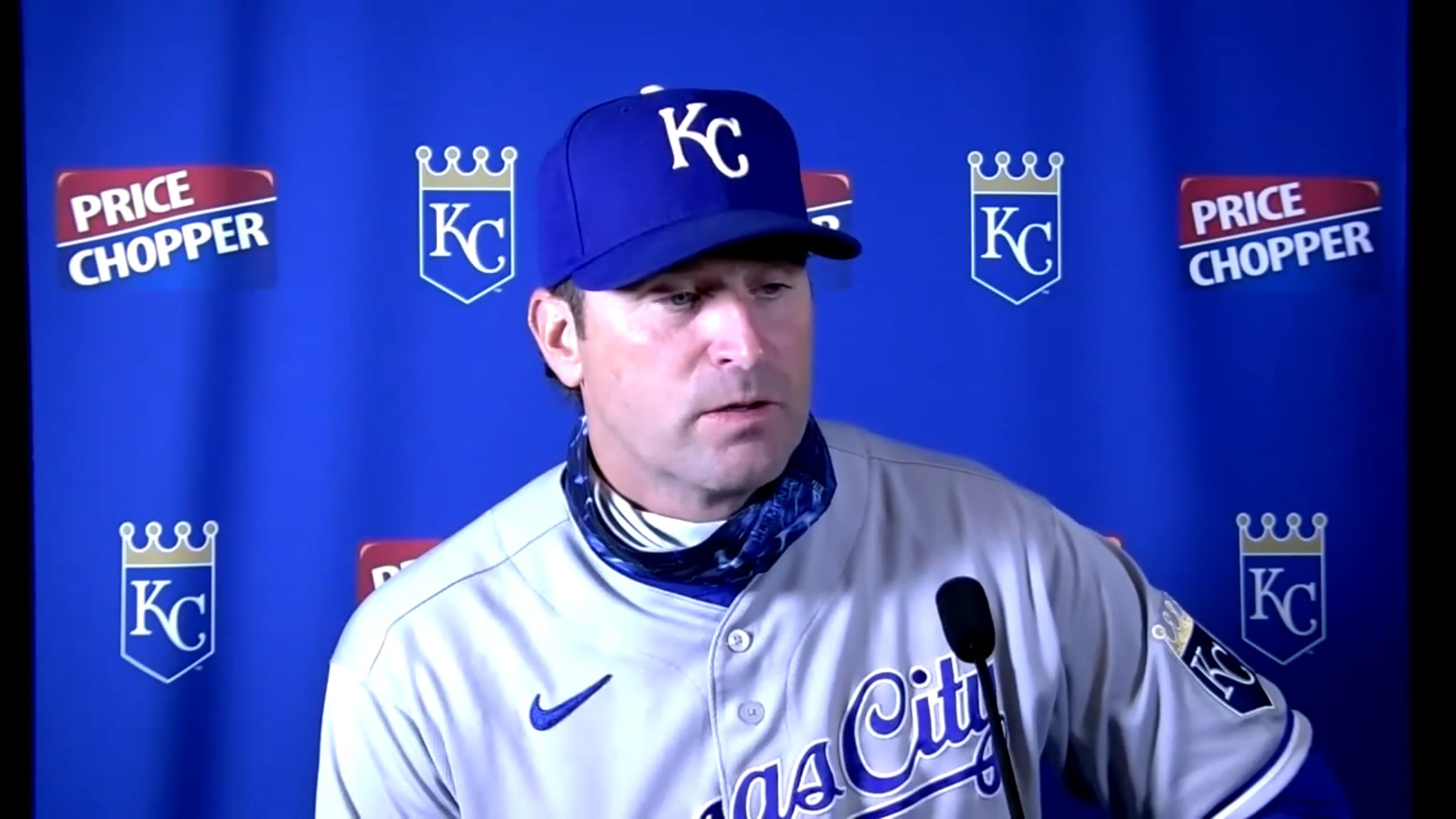 Mike Matheny sobre Singer in win