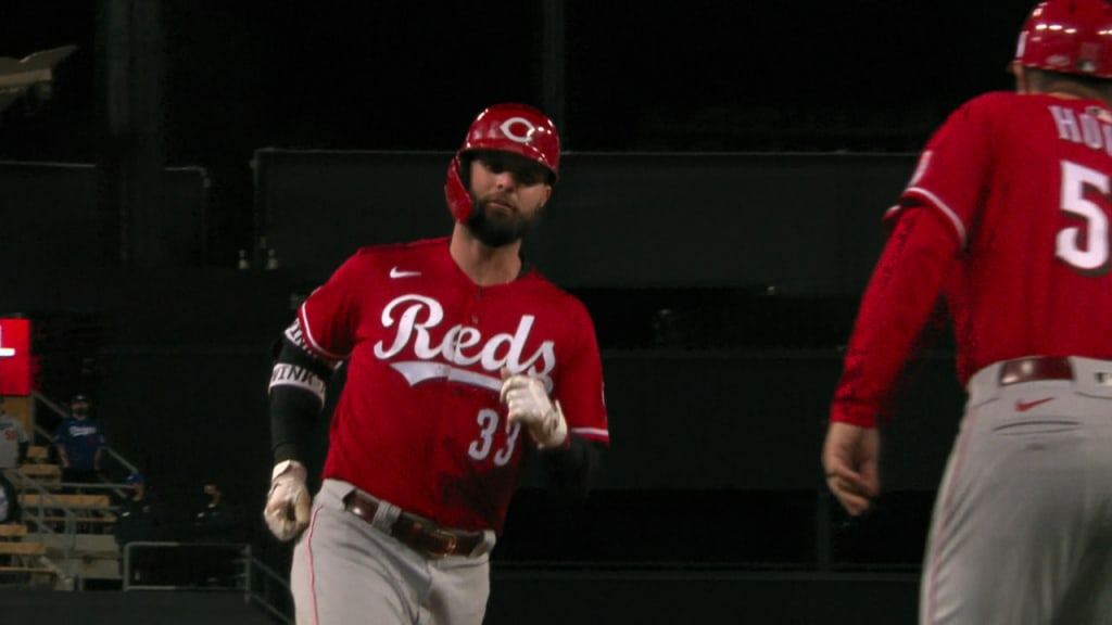 Jesse Winker's go-ahead home run