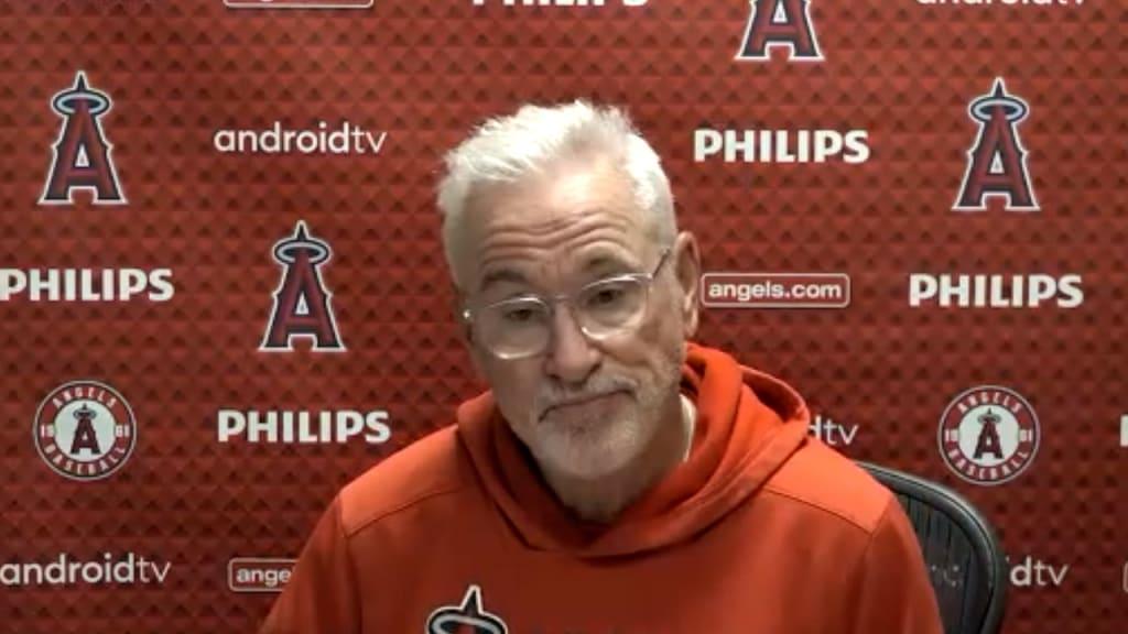 Joe Maddon on 7-3 loss to Rays | 05/03/2021 | Los Angeles Angels