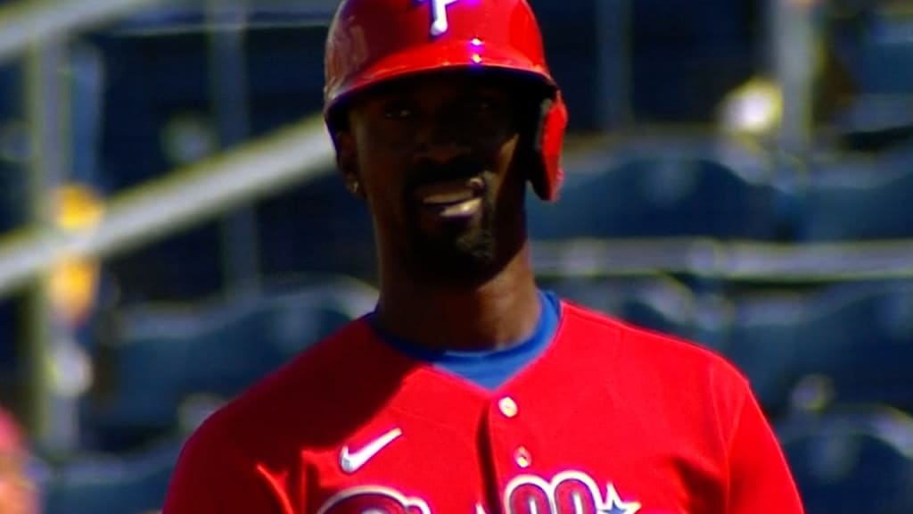 Andrew McCutchen Philadelphia Phillies Spring Training Baseball Player Jersey