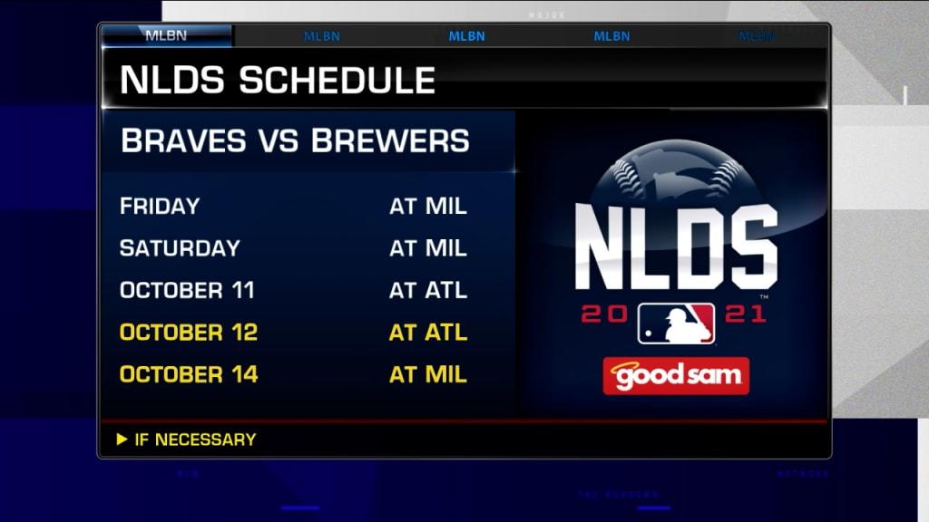 The Rundown on Braves vs. Brewers | 10/04/2021 | MLB.com