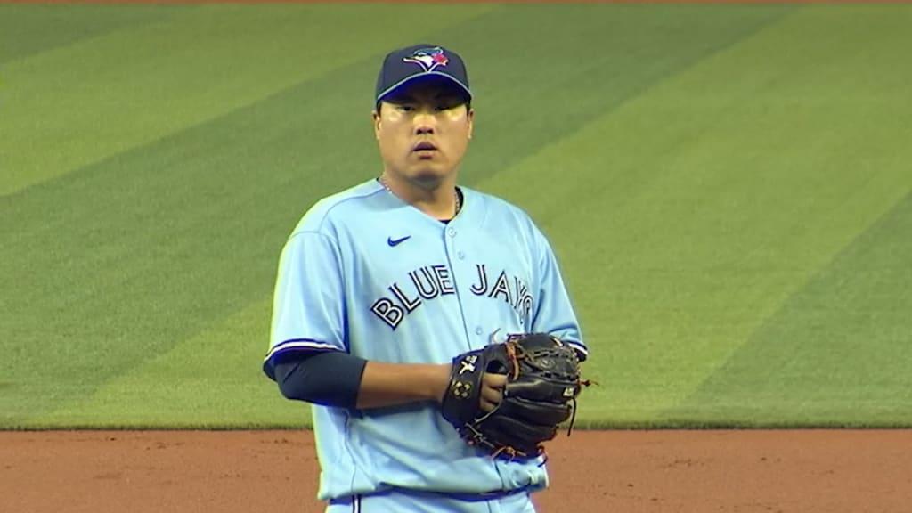 Korean reel: Hyun-jin Ryu   09/02/2020   Los Angeles Dodgers
