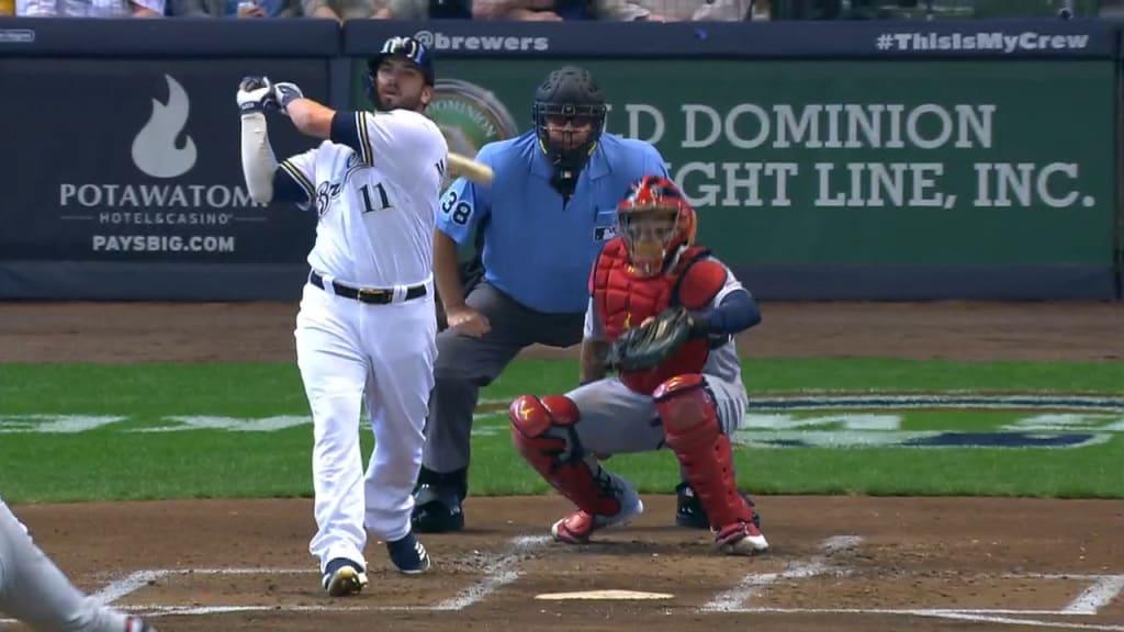 Baseball Fans Lorenzo Cain Milwaukee Brewers Robbing Home Run Toddler T-shirt