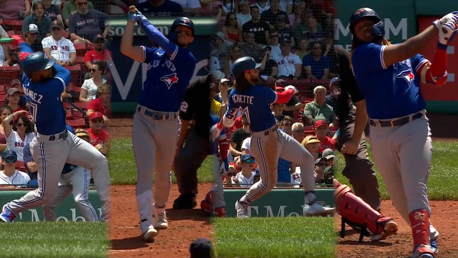 Blue Jays hit 8 home runs in win | 06/13/2021