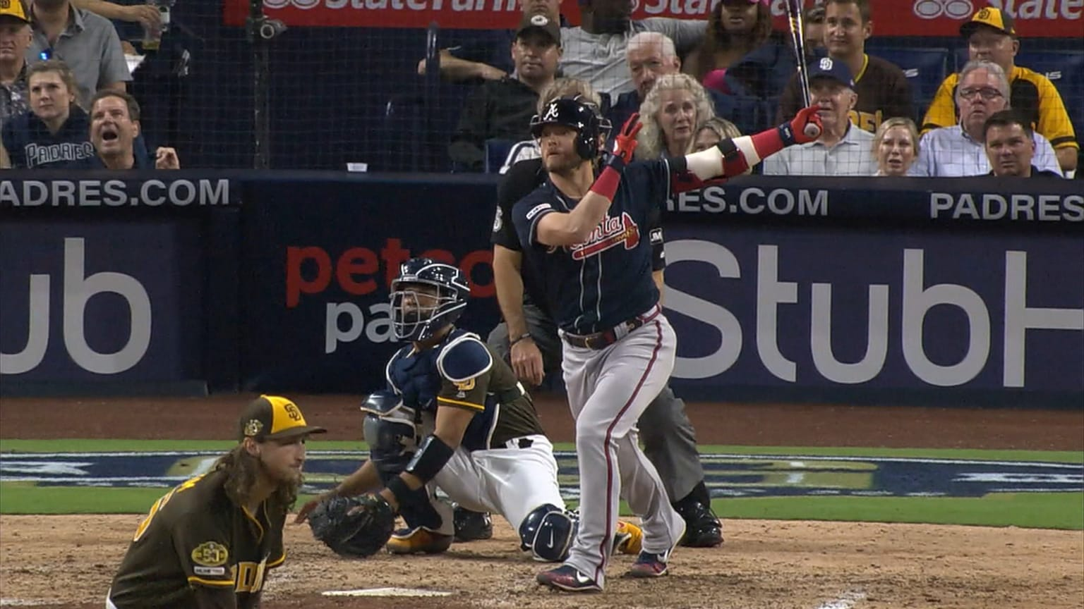 Donaldson's 2nd HR of the game | 07/13/2019 | Atlanta Braves