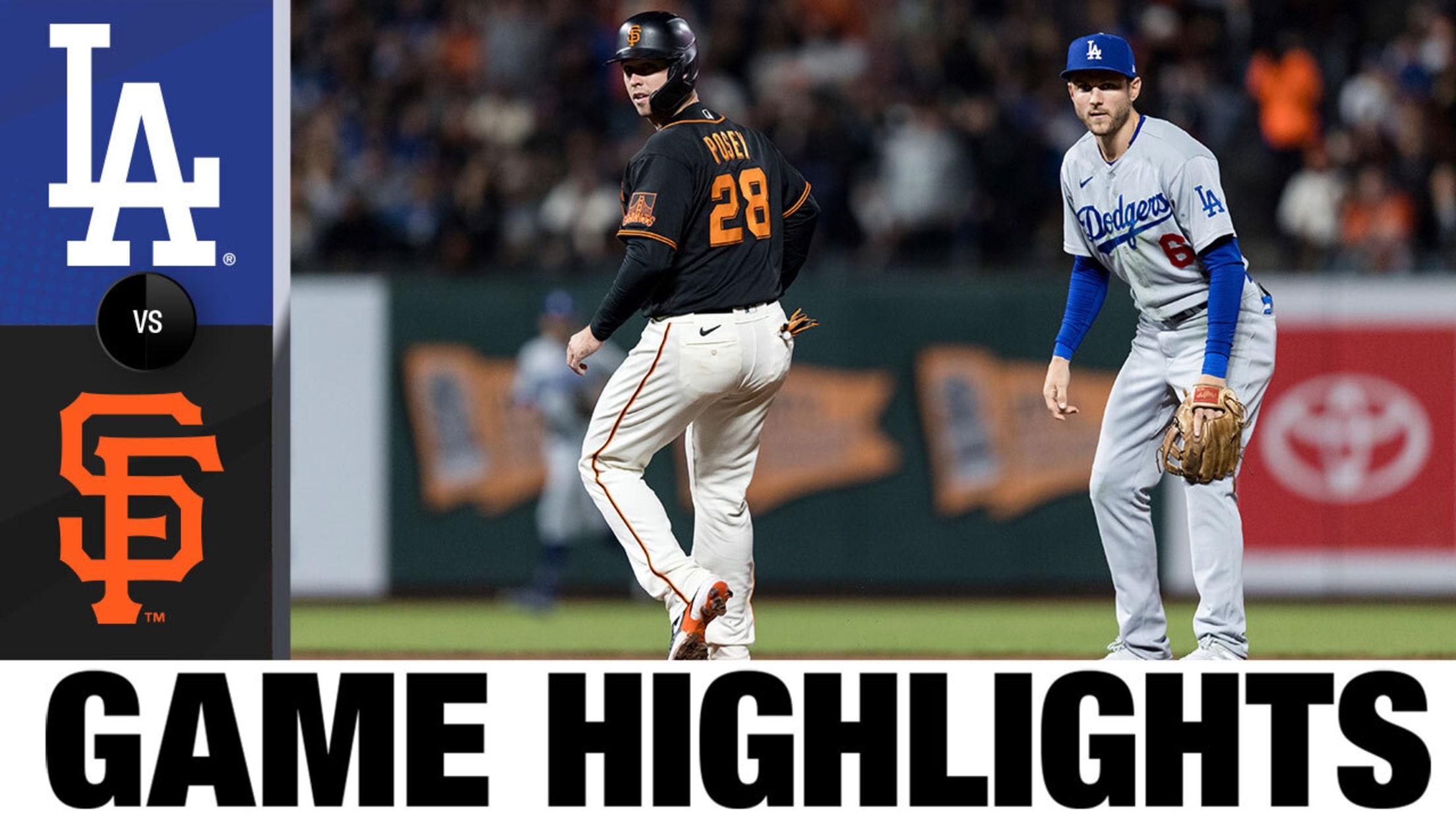 dodger game yesterday recap Dodgers Game Recap Videos  Los Angeles Dodgers