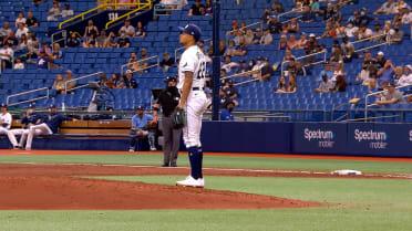 Chris Archer Tampa Bay Rays Baseball Player Jersey