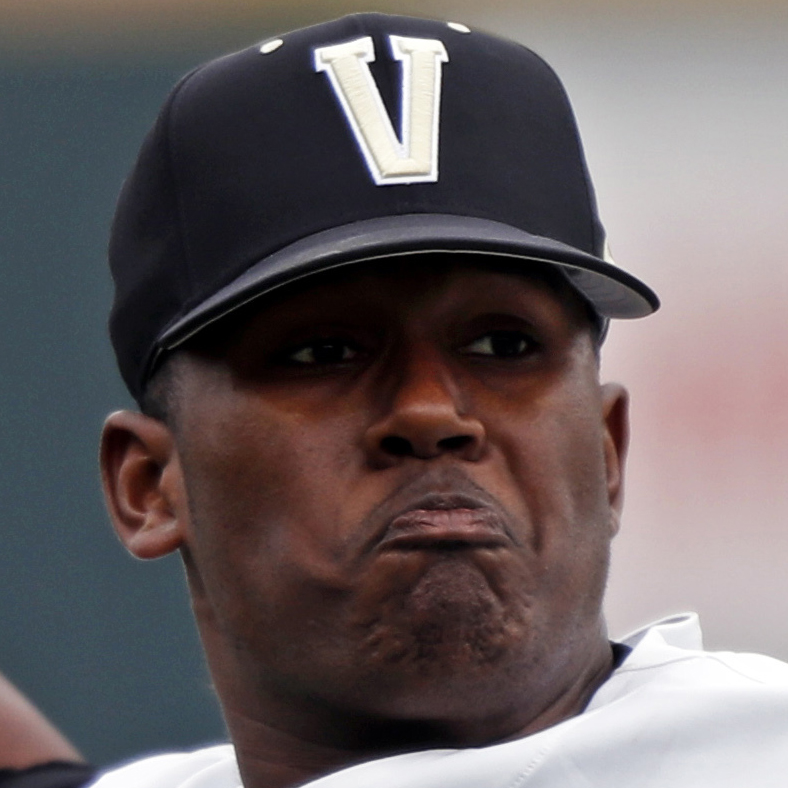 Photo headshot of Kumar Rocker