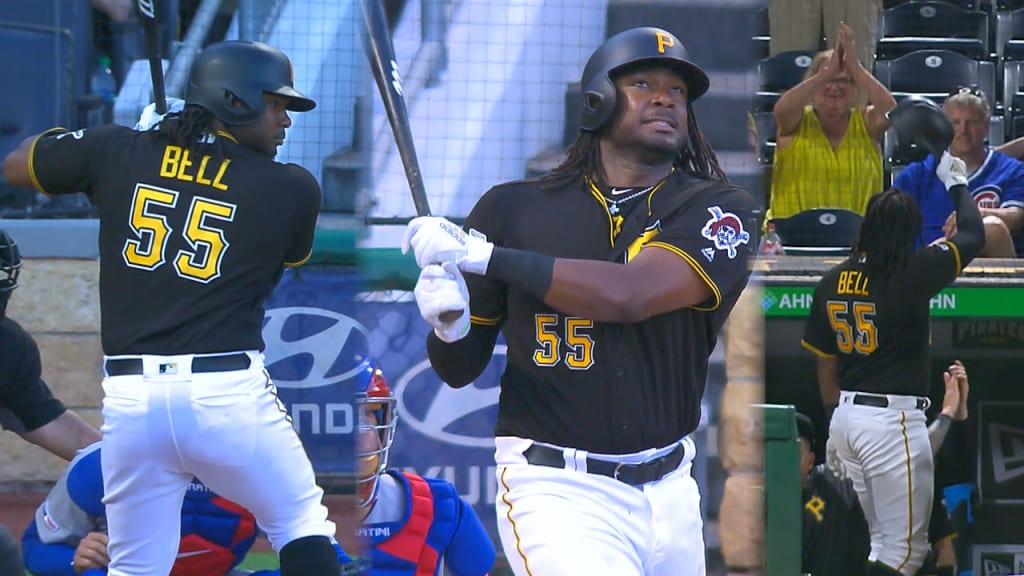 Why root for Josh Bell in Home Run Derby | MLB com