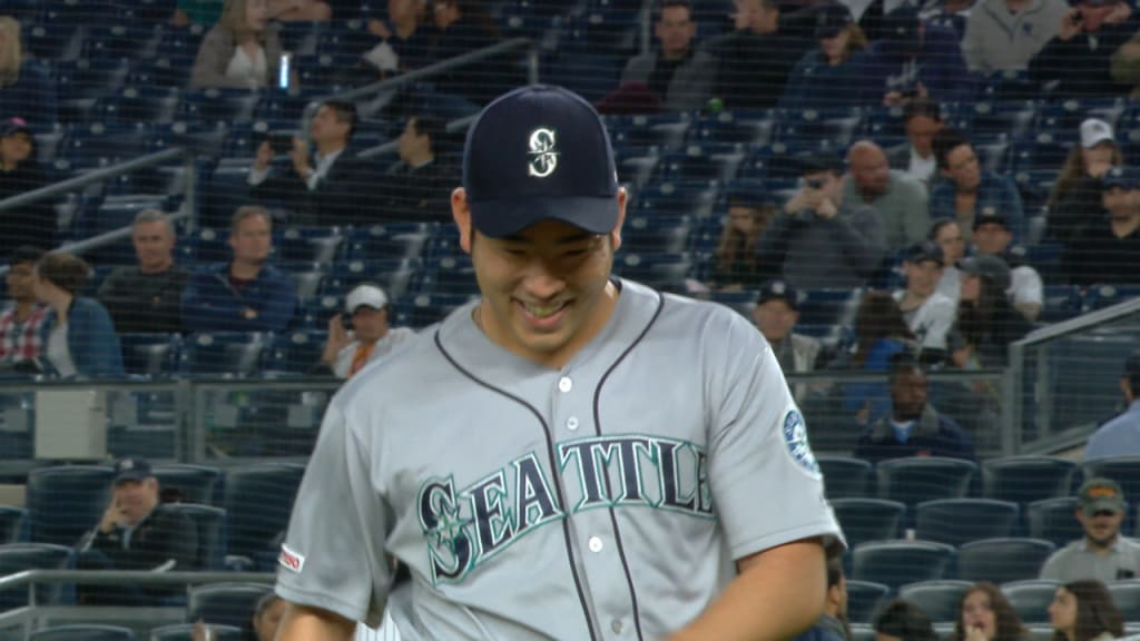 Mariners rout Yankees on Wednesday night