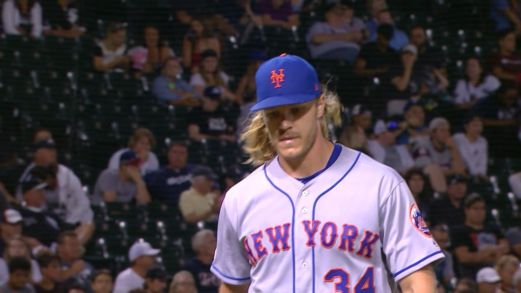 Syndergaard fans 11 as Mets top White Sox in extras