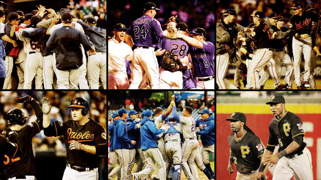 Biggest September comebacks of 2 Wild Card Era | MLB com