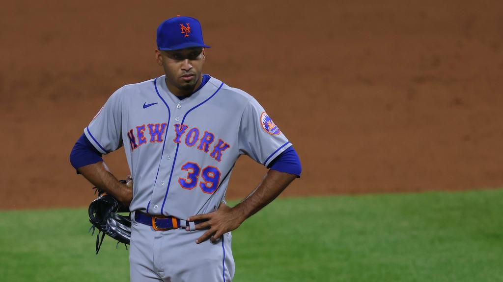 Brandon Nimmo New York Mets Spring Training Baseball Player Jersey
