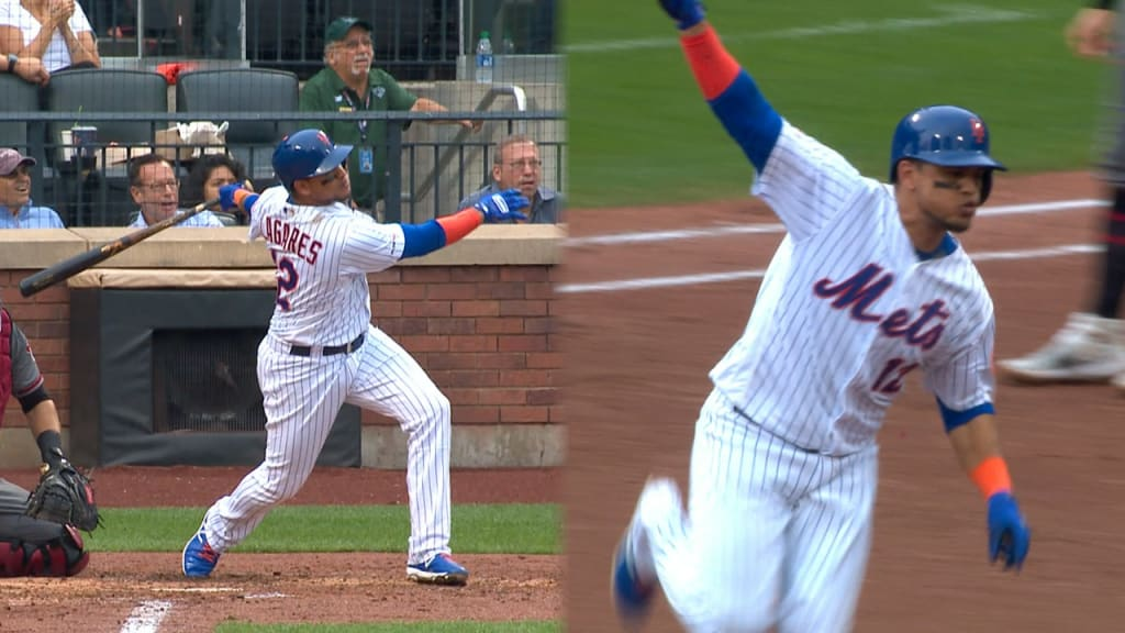 Mets sweep D-backs after an 11-1 win