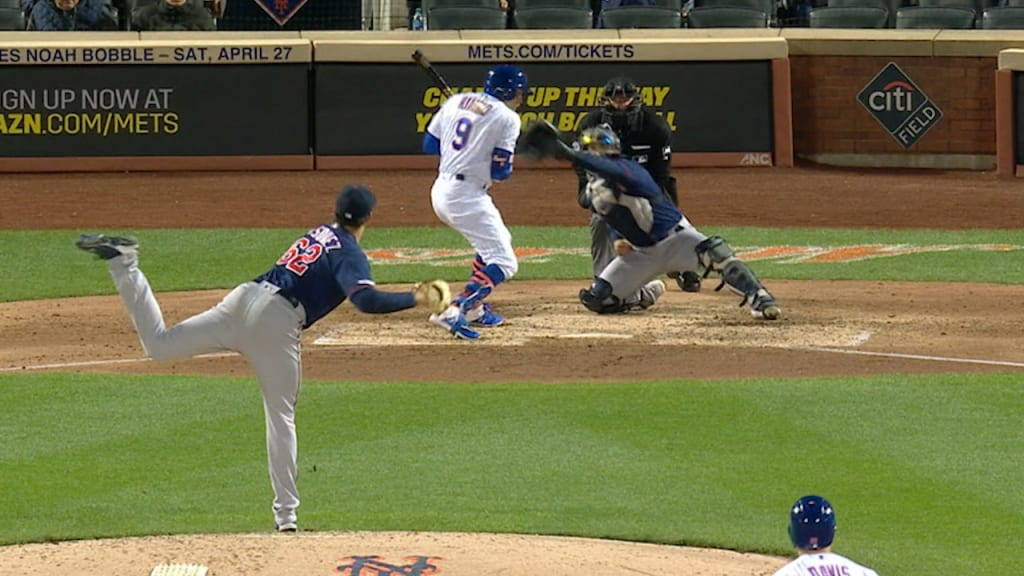 Mets hold off Twins for 9-6 win