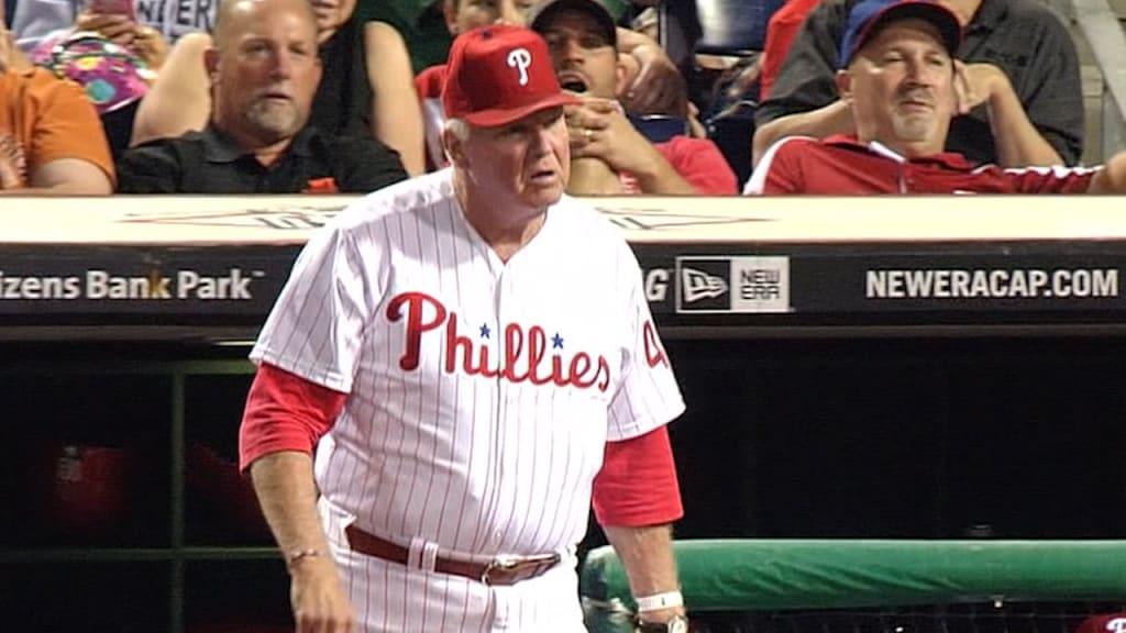 Charlie Manuel Returns As Phillies Hitting Coach Mlbcom