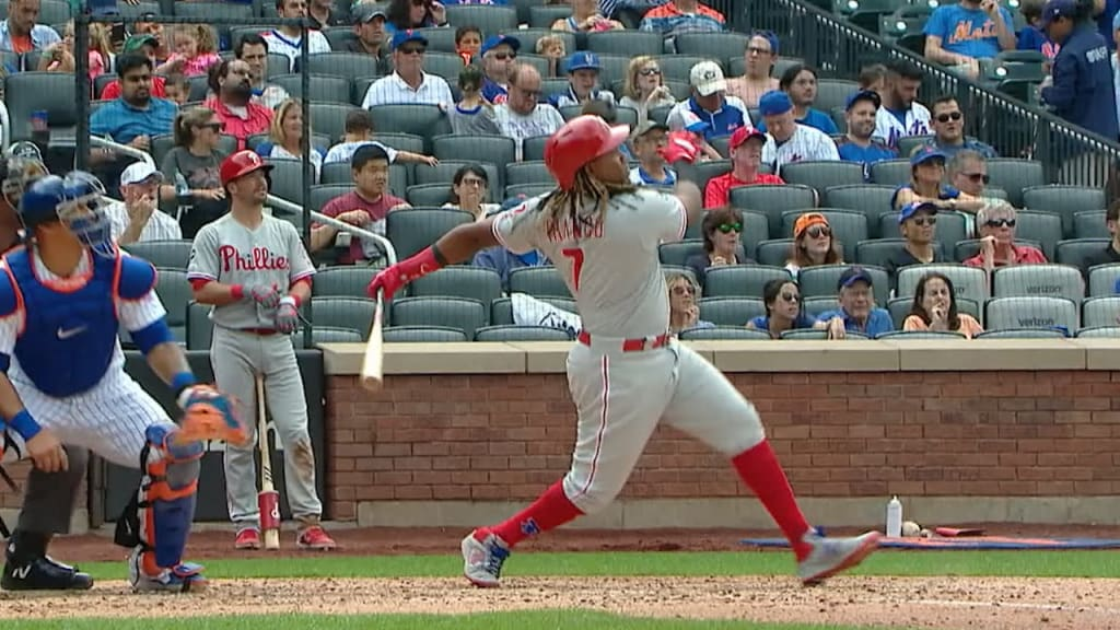 Mets lose 2/3 to Phillies after 10-7 loss on Sunday