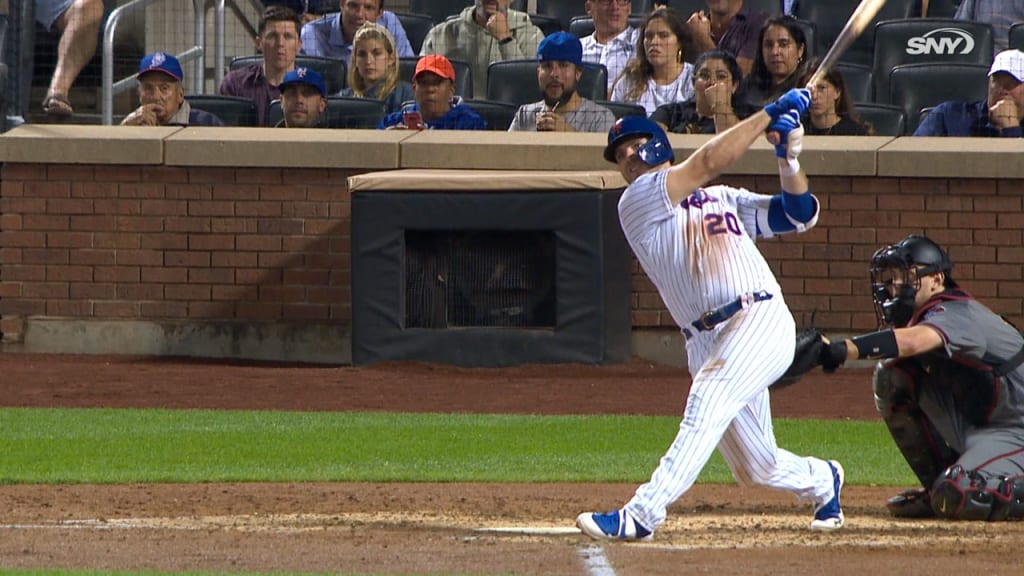 Pete Alonso leads Mets to a 3-1 win over D-backs