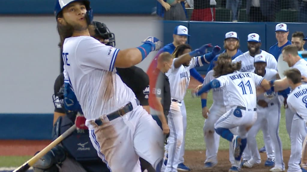 Bo Bichette delivers a walk-off homer as Blue Jays beat Yankees