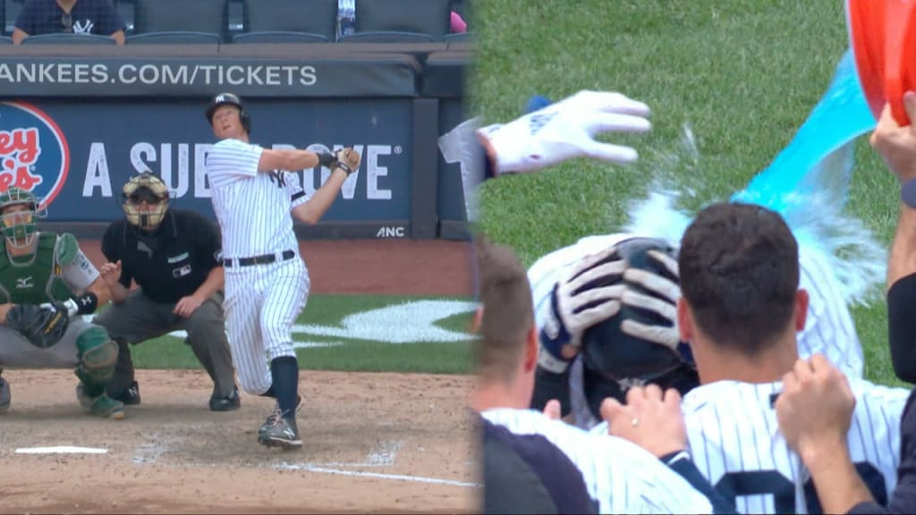 Yankees win on 11th inning walk-off
