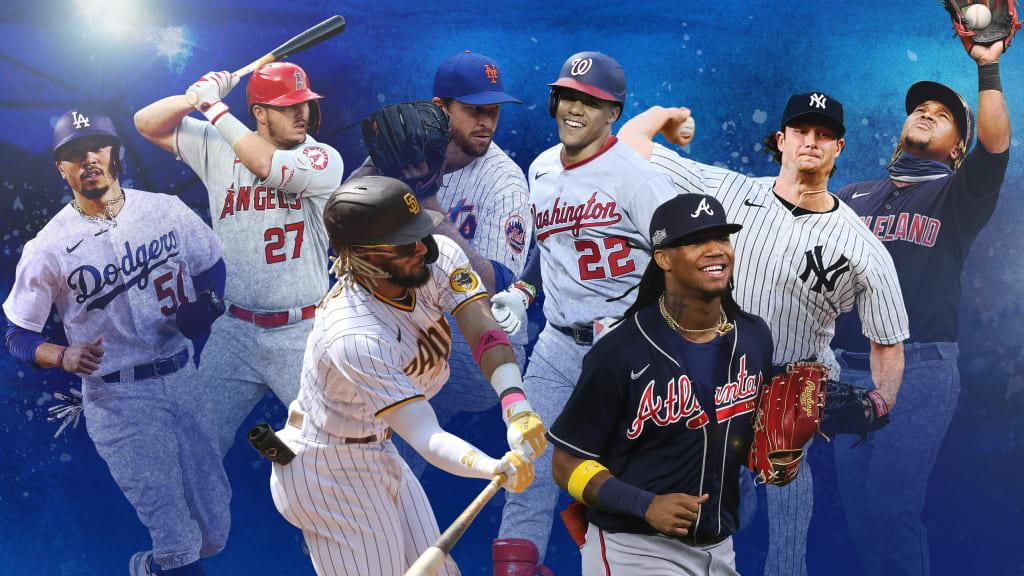 Fantasy Baseball 2021 Player Rankings