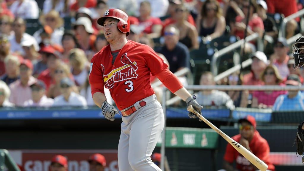 Jedd Gyorko on track for Cardinals' home opener