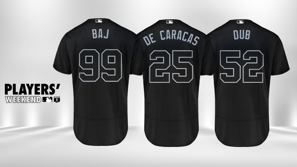 new york 0a65e 67d8c Yankees Players' Weekend nicknames   MLB.com
