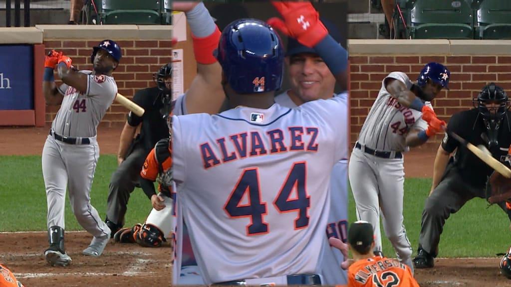 Astros Yordan Alvarez Having Best Rookie Year Mlbcom
