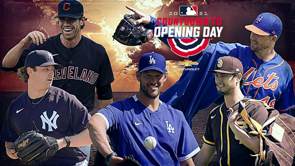 Ranking 2021 Opening Day starters