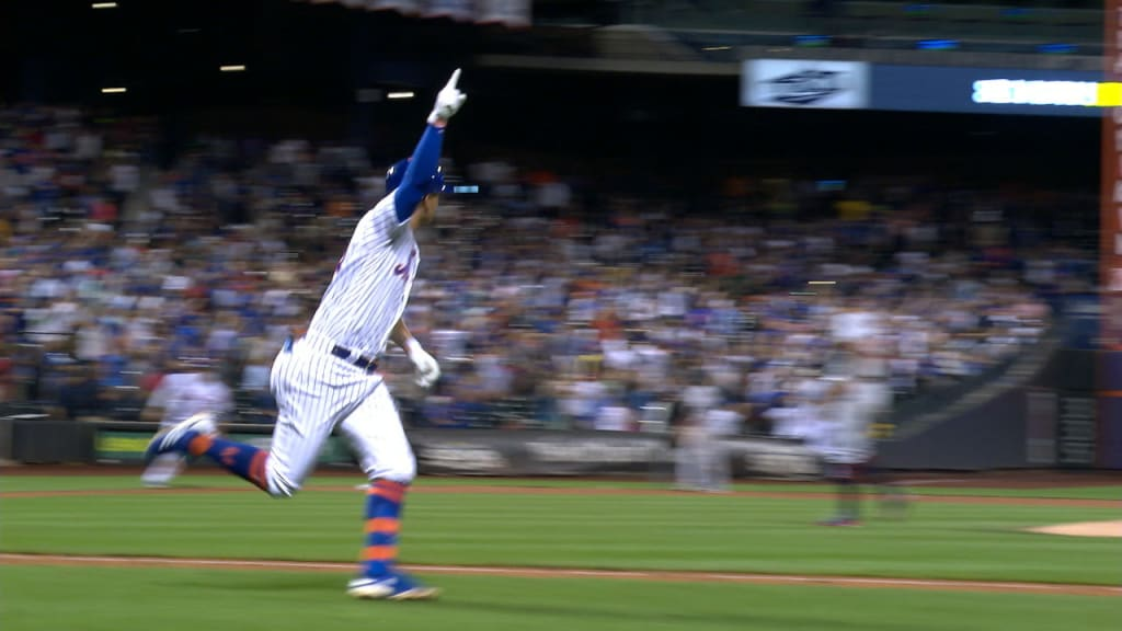 Down a run in extras, Mets pull off win over Cleveland