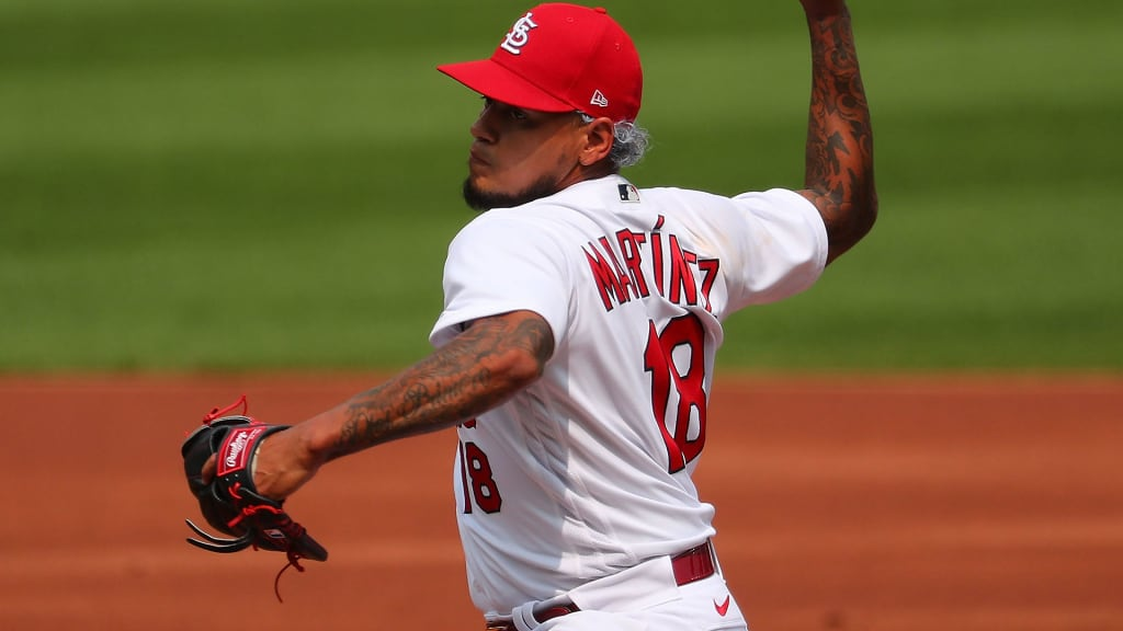 Carlos Martinez to fight for spot in Cardinals rotation