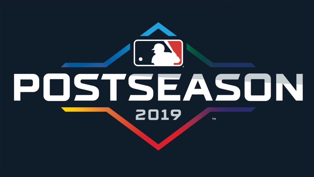 2019 MLB postseason schedule   MLB com