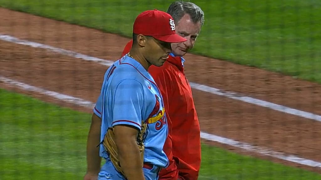 Cardinals RHP Jordan Hicks to miss at least a month