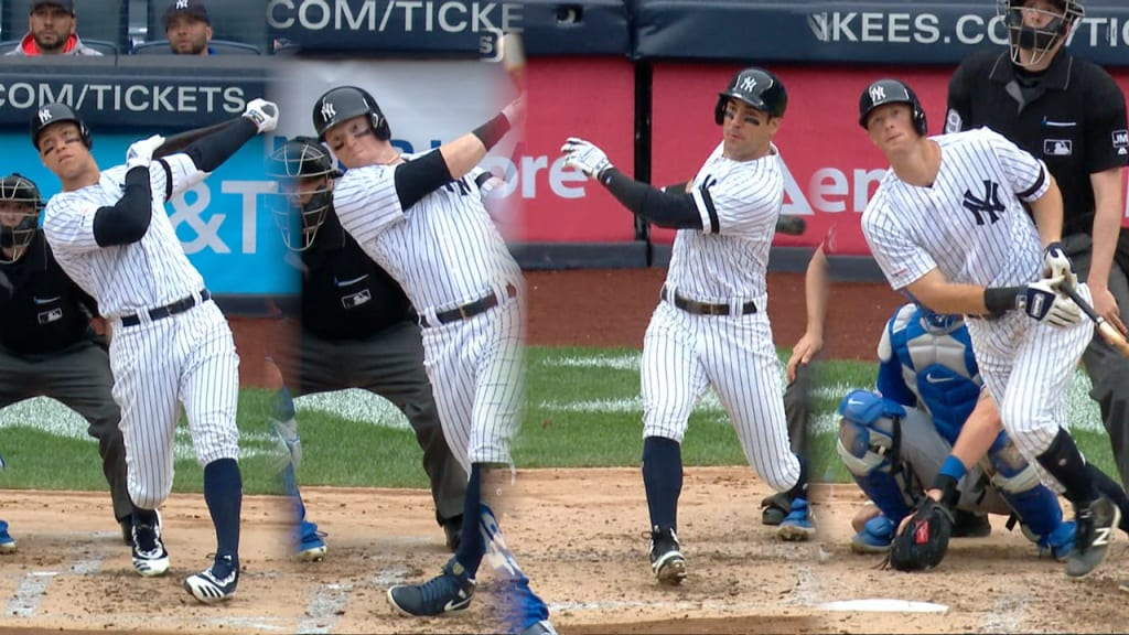 Judge's exit looms over Yankees' 4-homer win