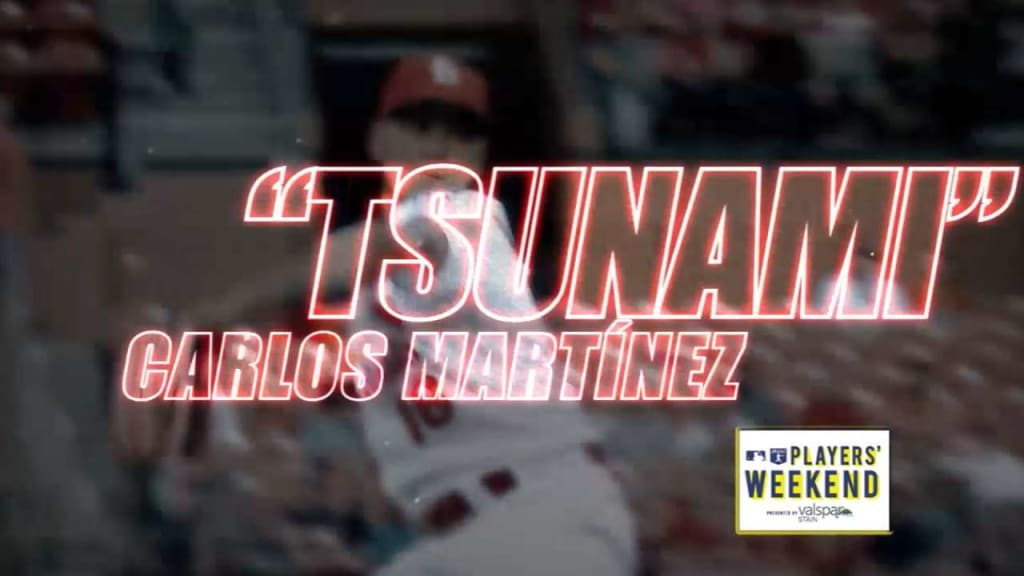 Cardinals' nicknames for Players' Weekend   MLB com