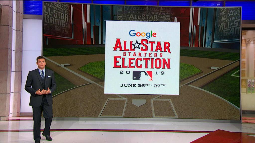 All-Star Ballot: Starters Election Vote | MLB com
