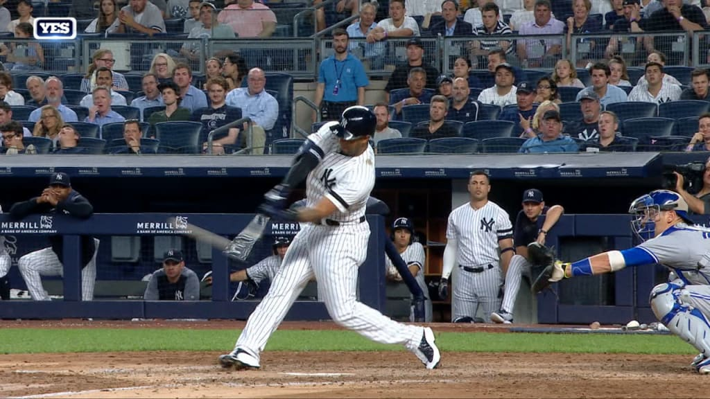 Yankees offense puts up 10 runs in win over Toronto