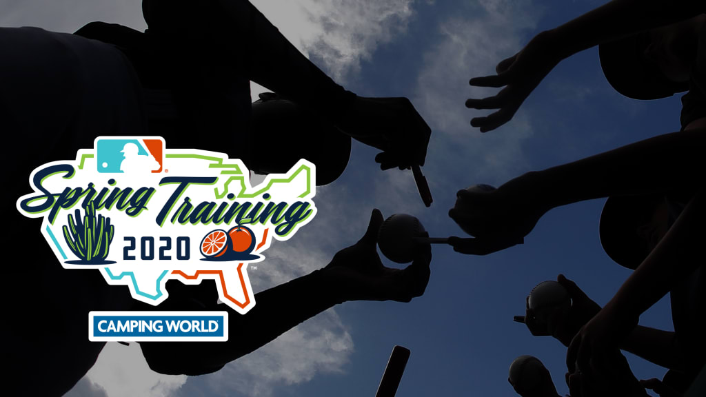 1st Day Of Spring 2020.2020 Spring Training Schedule Released Mlb Com