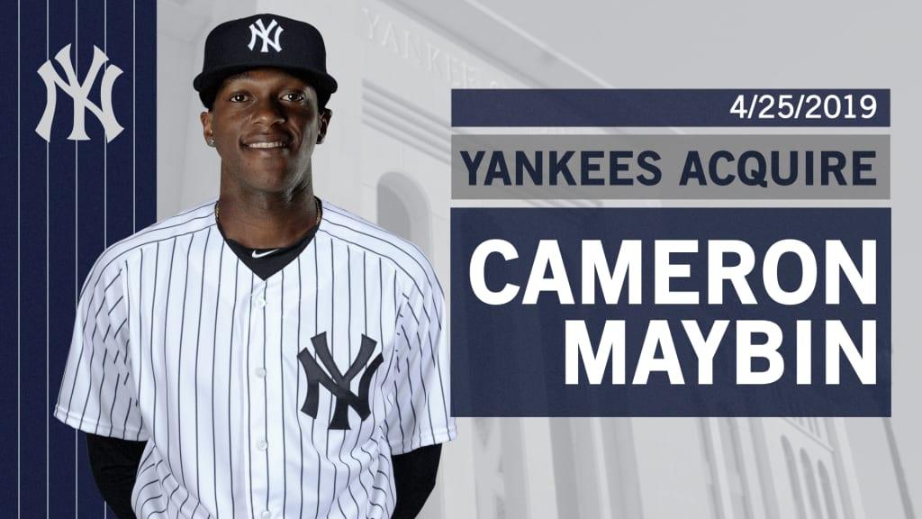 Cameron Maybin Miami Marlins Baseball Player Jersey