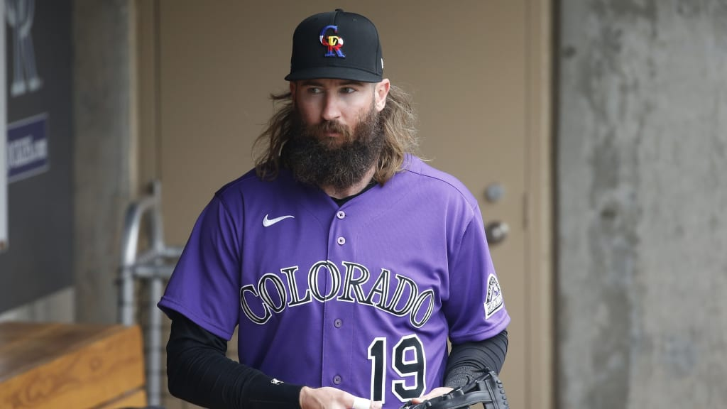 Rockies right field options if Charlie Blackmon is out