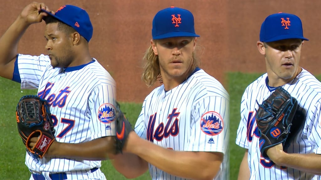 Thor extends dominance as Mets sweep Tribe