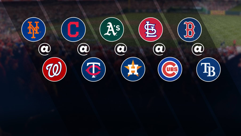 September's most important series | MLB com