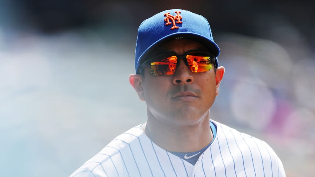 Mets hire 'respected' Rojas as new manager