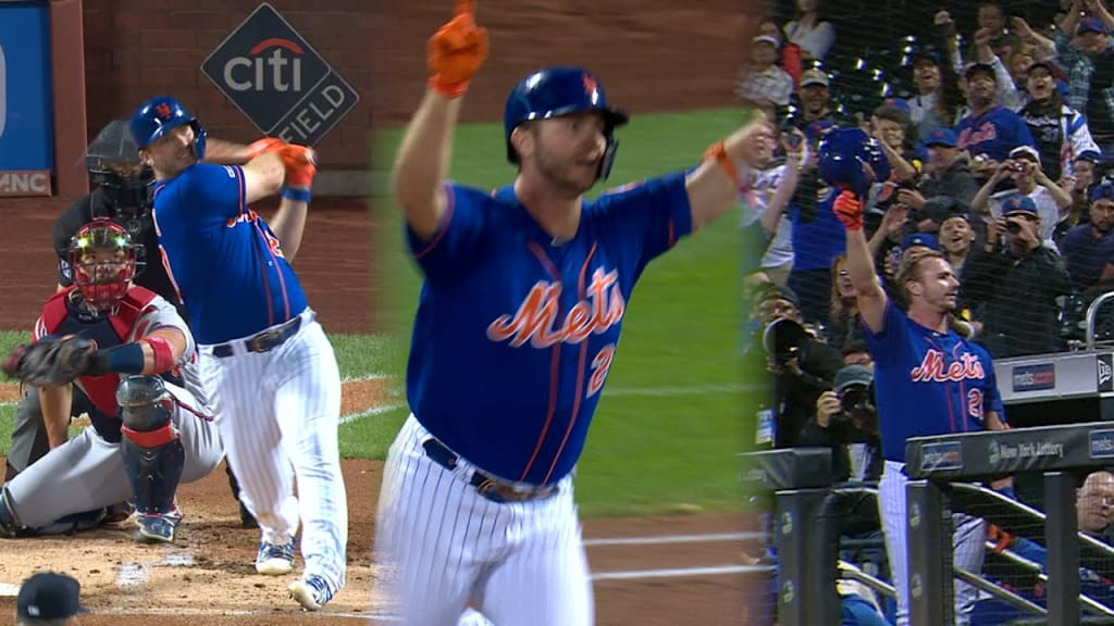 Pete Alonso ties MLB rookie record with 52nd home run in Mets 4-2 win over Braves