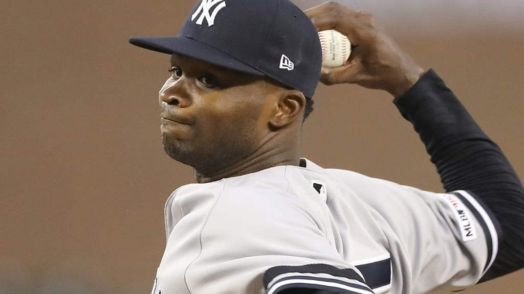 Yankees' Domingo Germán involved in car accident in Dominican Republic
