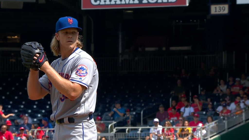 Thor rebounds with scoreless 10-K gem as Mets roll