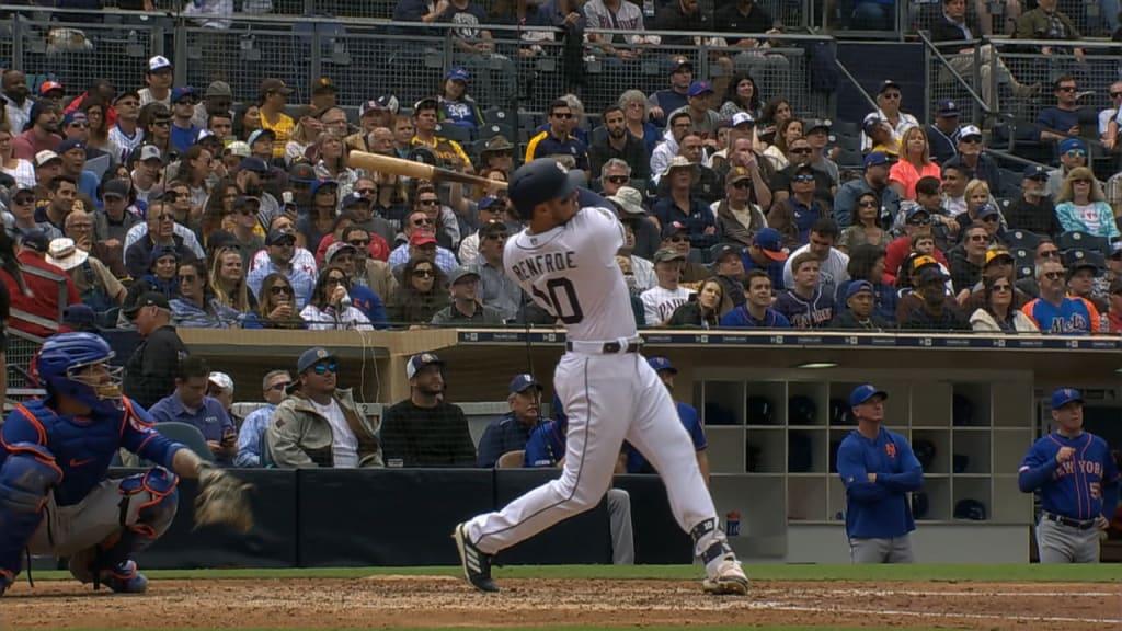 Mets drop series finale in San Diego, 3-2