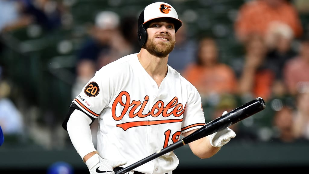 Chris Davis looking for playing time with Orioles