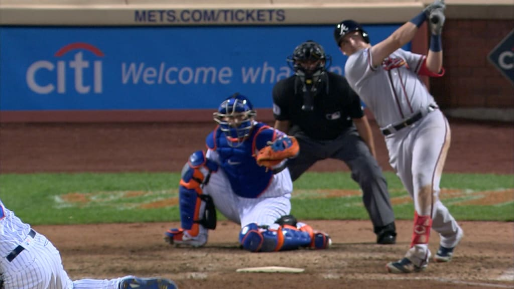 Back-to-back homers send Braves past Mets