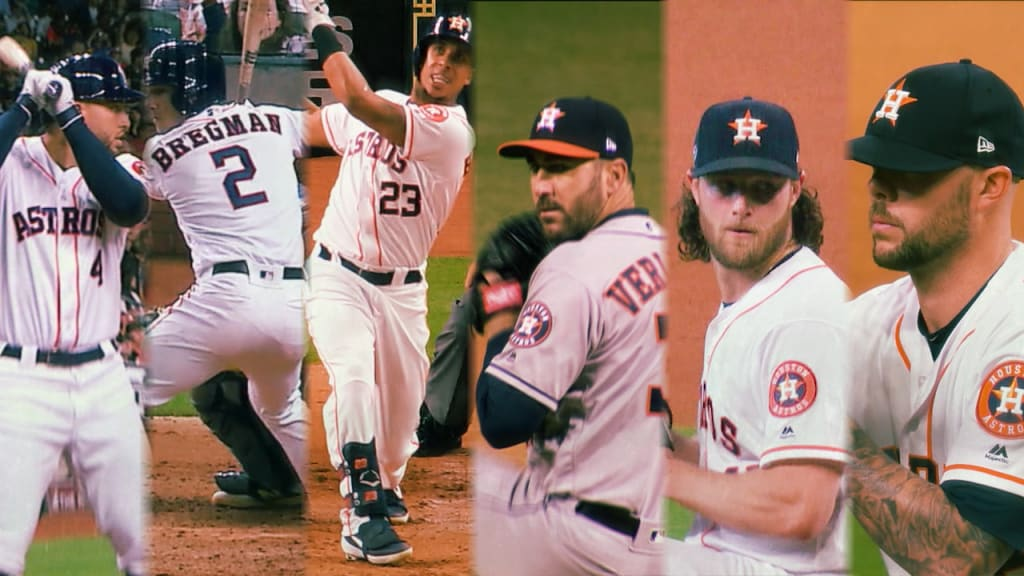 Three Astros Starters In 2019 All Star Game Mlbcom
